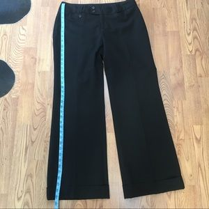 Banana Republic wide leg pants -Jackson fit line.